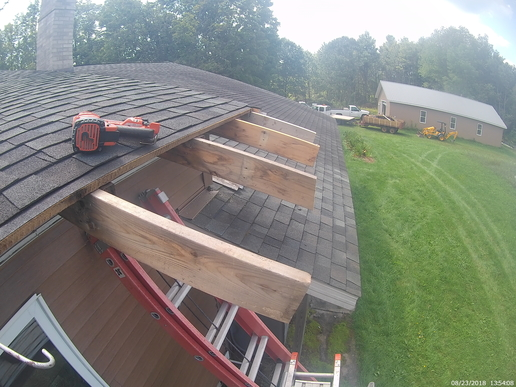 Extending A Roof Overhang The Cost And How To Do It